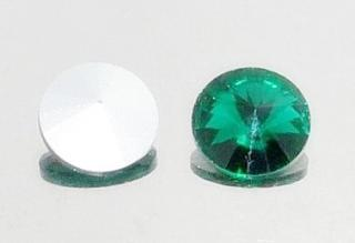 Rivoli 14mm - emerald