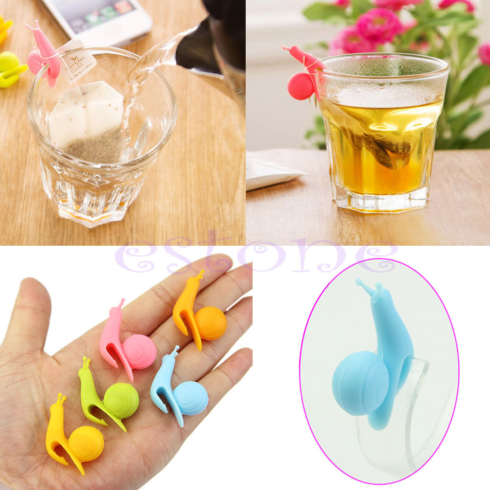5db csiga pohárjelölő